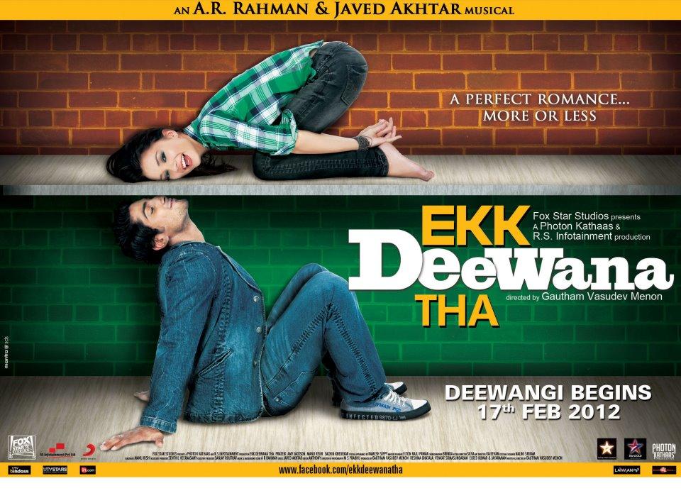 Ekk Deewana Tha Movie Download In Hindi Hd 1080p